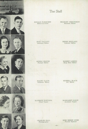 Page 4, 1940 Edition, Lincoln High School - Torch Yearbook (Webster City, IA) online yearbook collection