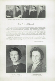 Page 8, 1940 Edition, Lincoln High School - Torch Yearbook (Webster City, IA) online yearbook collection