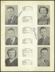 Page 10, 1951 Edition, Stanton High School - Viking Yearbook (Stanton, IA) online yearbook collection