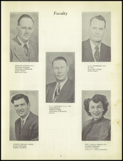 Page 7, 1951 Edition, Stanton High School - Viking Yearbook (Stanton, IA) online yearbook collection