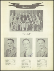 Page 9, 1951 Edition, Stanton High School - Viking Yearbook (Stanton, IA) online yearbook collection