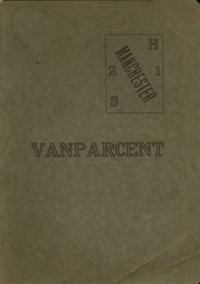 1921 Edition, Manchester High School - Manhawk Yearbook (Manchester, IA)