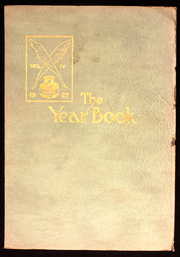 Page 1, 1927 Edition, Manchester High School - Manhawk Yearbook (Manchester, IA) online yearbook collection