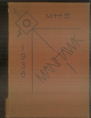 1938 Edition, Manchester High School - Manhawk Yearbook (Manchester, IA)