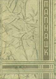 1941 Edition, Manchester High School - Manhawk Yearbook (Manchester, IA)