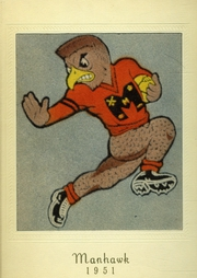1951 Edition, Manchester High School - Manhawk Yearbook (Manchester, IA)