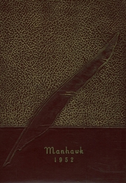 1952 Edition, Manchester High School - Manhawk Yearbook (Manchester, IA)
