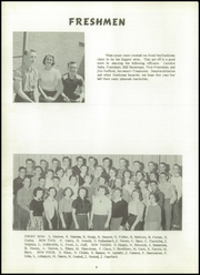 Page 10, 1957 Edition, Manchester High School - Manhawk Yearbook (Manchester, IA) online yearbook collection