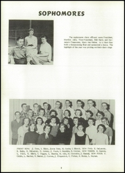 Page 12, 1957 Edition, Manchester High School - Manhawk Yearbook (Manchester, IA) online yearbook collection