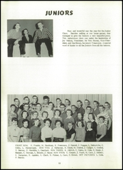 Page 14, 1957 Edition, Manchester High School - Manhawk Yearbook (Manchester, IA) online yearbook collection