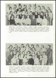 Page 15, 1957 Edition, Manchester High School - Manhawk Yearbook (Manchester, IA) online yearbook collection
