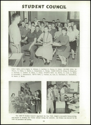 Page 16, 1957 Edition, Manchester High School - Manhawk Yearbook (Manchester, IA) online yearbook collection
