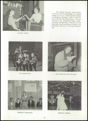 Page 17, 1957 Edition, Manchester High School - Manhawk Yearbook (Manchester, IA) online yearbook collection