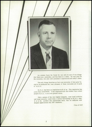 Page 6, 1957 Edition, Manchester High School - Manhawk Yearbook (Manchester, IA) online yearbook collection