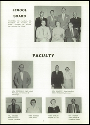 Page 8, 1957 Edition, Manchester High School - Manhawk Yearbook (Manchester, IA) online yearbook collection