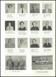Page 9, 1957 Edition, Manchester High School - Manhawk Yearbook (Manchester, IA) online yearbook collection