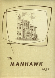 1959 Edition, Manchester High School - Manhawk Yearbook (Manchester, IA)