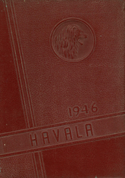 1946 Edition, Haleyville High School - Havala Yearbook (Haleyville, AL)