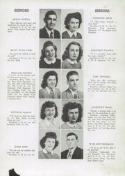 Page 13, 1946 Edition, Haleyville High School - Havala Yearbook (Haleyville, AL) online yearbook collection
