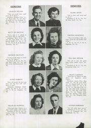 Page 14, 1946 Edition, Haleyville High School - Havala Yearbook (Haleyville, AL) online yearbook collection