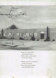 Page 9, 1946 Edition, Haleyville High School - Havala Yearbook (Haleyville, AL) online yearbook collection