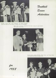 Page 11, 1959 Edition, Haleyville High School - Havala Yearbook (Haleyville, AL) online yearbook collection
