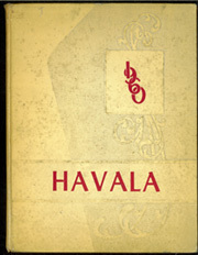 Haleyville High School - Havala Yearbook (Haleyville, AL) online yearbook collection, 1960 Edition, Page 1