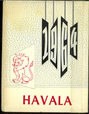1964 Edition, Haleyville High School - Havala Yearbook (Haleyville, AL)