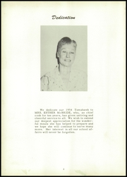 Page 6, 1954 Edition, Sioux Rapids High School - Yearbook (Sioux Rapids, IA) online yearbook collection