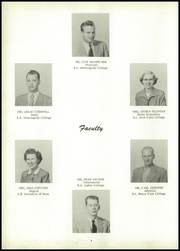 Page 8, 1954 Edition, Sioux Rapids High School - Yearbook (Sioux Rapids, IA) online yearbook collection