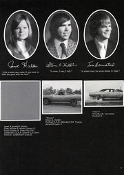 Page 9, 1975 Edition, Sioux Rapids High School - Yearbook (Sioux Rapids, IA) online yearbook collection