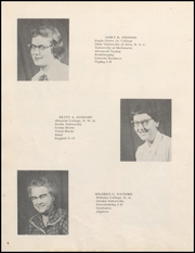 Page 10, 1955 Edition, Fontanelle High School - Wolf Trails Yearbook (Fontanelle, IA) online yearbook collection