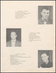 Page 11, 1955 Edition, Fontanelle High School - Wolf Trails Yearbook (Fontanelle, IA) online yearbook collection