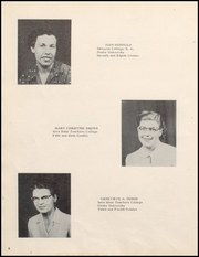 Page 12, 1955 Edition, Fontanelle High School - Wolf Trails Yearbook (Fontanelle, IA) online yearbook collection