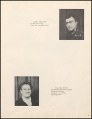 Page 13, 1955 Edition, Fontanelle High School - Wolf Trails Yearbook (Fontanelle, IA) online yearbook collection