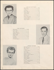 Page 16, 1955 Edition, Fontanelle High School - Wolf Trails Yearbook (Fontanelle, IA) online yearbook collection