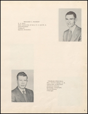 Page 9, 1955 Edition, Fontanelle High School - Wolf Trails Yearbook (Fontanelle, IA) online yearbook collection