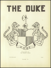 Page 3, 1942 Edition, Sutherland High School - Duke Yearbook (Sutherland, IA) online yearbook collection