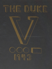 Page 1, 1943 Edition, Sutherland High School - Duke Yearbook (Sutherland, IA) online yearbook collection