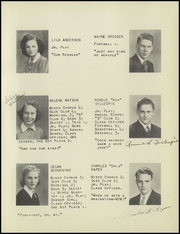 Page 11, 1943 Edition, Sutherland High School - Duke Yearbook (Sutherland, IA) online yearbook collection