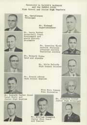 Page 9, 1957 Edition, Sutherland High School - Duke Yearbook (Sutherland, IA) online yearbook collection