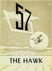 1957 Edition, New Hartford High School - Hawk Yearbook (New Hartford, IA)