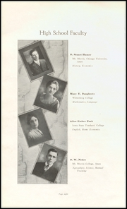 Page 14, 1920 Edition, Orange High School - Tiger Tales Yearbook (Waterloo, IA) online yearbook collection