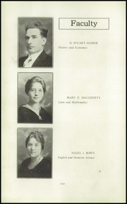 Page 12, 1921 Edition, Orange High School - Tiger Tales Yearbook (Waterloo, IA) online yearbook collection