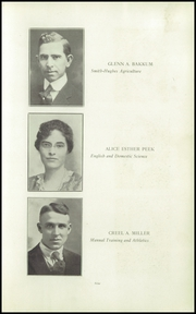 Page 13, 1921 Edition, Orange High School - Tiger Tales Yearbook (Waterloo, IA) online yearbook collection