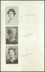Page 14, 1921 Edition, Orange High School - Tiger Tales Yearbook (Waterloo, IA) online yearbook collection