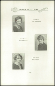 Page 14, 1925 Edition, Orange High School - Tiger Tales Yearbook (Waterloo, IA) online yearbook collection