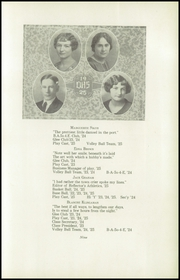 Page 17, 1925 Edition, Orange High School - Tiger Tales Yearbook (Waterloo, IA) online yearbook collection