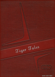 Page 1, 1957 Edition, Orange High School - Tiger Tales Yearbook (Waterloo, IA) online yearbook collection