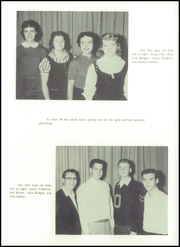 Page 13, 1958 Edition, Orange High School - Tiger Tales Yearbook (Waterloo, IA) online yearbook collection